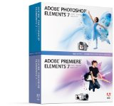 Photoshop Elements & Premiere Elements 7 日本語版 Windows版 通常版